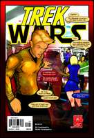Star Trek Vs Star Wars #2 by CandyAppleFox