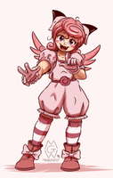 Tumblr Answer: Humanized Clefairy