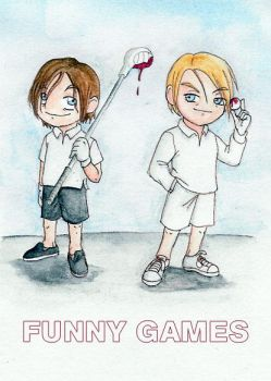 FUNNY GAMES - Peter and Paul by yasashikun