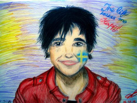 The Life Makes Me Happy - Eric Saade by Sportland