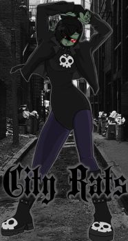 City Rats - Blight's Alleyway by PlayboyVampire
