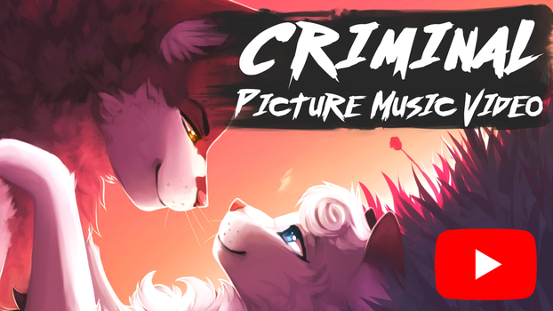 Snowfur x Thistleclaw: CRIMINAL - Animated PMV by WolFirry