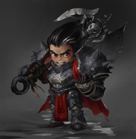 Tiny Darius by Hozure