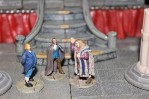 Heroclix conversion repaint rebase 1 by MrVergee