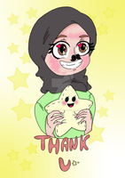 thx for the fav by cute-girle1999