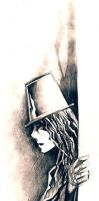 Buckethead by theonlyfanever