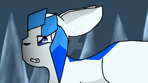 Glaceon by Bindiluckycat