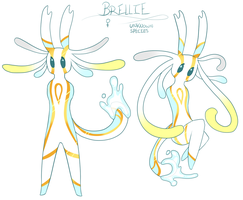 Brellie Reference by Ilucid