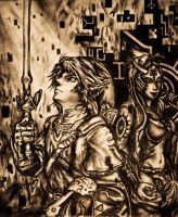 Twilight Princess by thrashingshadow167