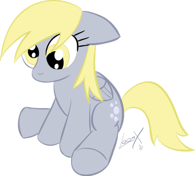 Derpy by loomx