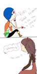 TA mision 6 Miki quiere saber sobre Kuki y Todd by LunePotter