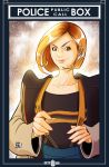 NEW DOCTOR: 13th Doctor (full color) by JOSERODMOTA