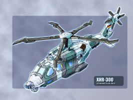 XHR-300 by TheXHS