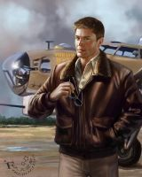 Top Gun   Dean by firebolide