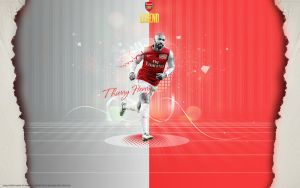 132. Thierry Henry by RGB7