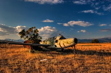 Airplane by Grofica