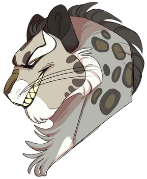 Tai Lung by Andr0med-a