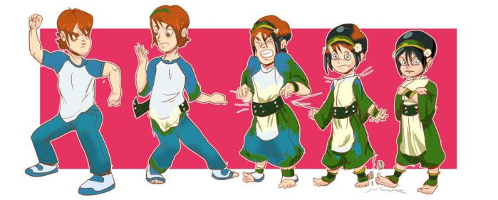 Not so Toph, Are You by Darkoshen