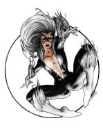 Press Oblivion's Black Cat col by randomality85