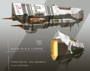 Vagyr/Battle/Carrier by 4-X-S