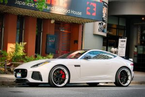 F-Type SVR by SeanTheCarSpotter