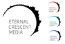 Eternal Crescent Media Logos