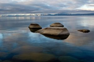 Early Morning Tahoe Serenity by sellsworth