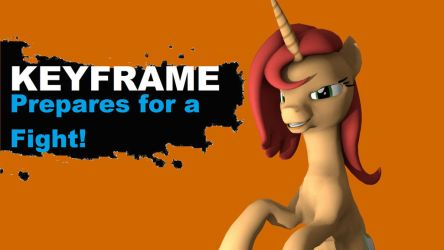 Keyframe Super Smash Bros. 4 (With Model Download) by ghostoftime1