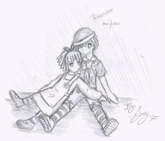 Raggedy Ann and Andy. by 3roz90