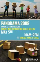 Panorama Distribution Poster by lifeinedit