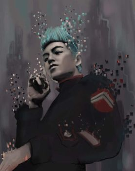 T.O.P be a good girl by Mala-Harpia