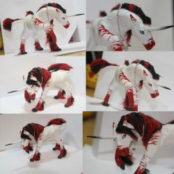Unicorn Sculpture by ShannonHealey