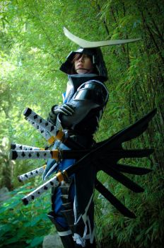 Basara: The One-Eyed Dragon by christie-cosplay
