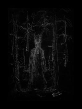He who haunts the woods by schaerban