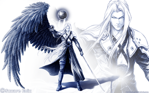 SEPHIROTH - Imagine the Possibilities by Washu-M