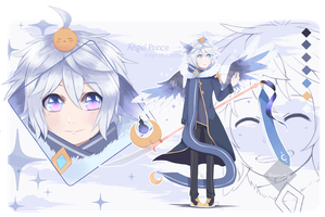 Angel Prince Adopt || CLOSED by Reo-chii