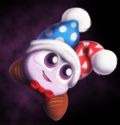 Portrait of Marx by MadMayblossom