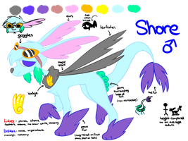 Shore Reference Sheet by sorromi