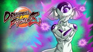 Gorillaphent as Frieza by LordMaru4U