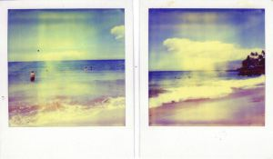 beach polaroids part I by picturesgotsmall