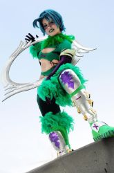 Soul Calibur 3: Jolly Tira Cosplay by Khainsaw