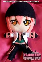 Roro Vy2 Plush by Flowery-Cemetery