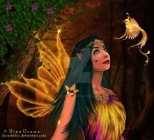 Fairy Queen by DO-Artfolio