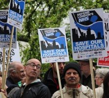 May 18th 2013 - Save the NHS: 10 by LouHartphotography