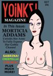 MorticiaAddams Cover Girl by sethereid