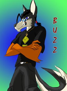 Buzz ID by BuzzTheWolf
