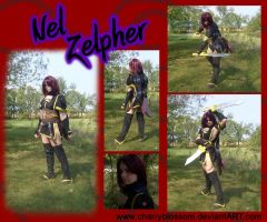 Cosplay: Nel Zelpher by charryblossom