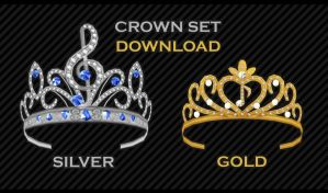 PDF2nd Crown Set DL by XxXSickHeartKunXxX