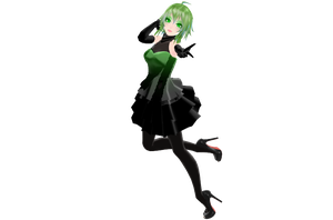 TDA Night Out Gumi [Model Download] by Ambientghosty