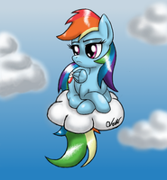 In The Clouds by SuperKingC777